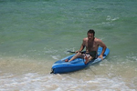 Playa del Secreto Beach and Kayak