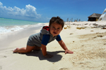 Playa del Secreto Beach and Baby